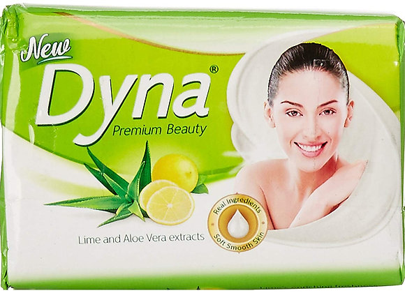 Dyna Soap, Lime And Aloe piece 1