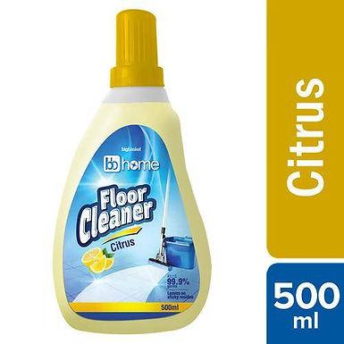BB Home Floor Cleaner - Citrus, 500 ml
