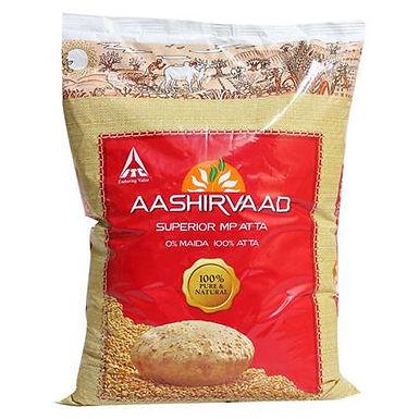 Whole Wheat Atta-Aashirvaad - 5 kg
