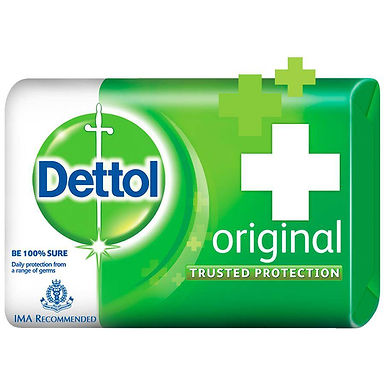 Dettol Bathing Bar Soap - Original 125g