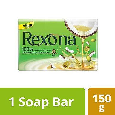 Rexona Coconut & Olive Oil Soap, 150 g