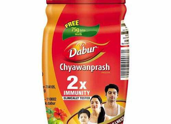 Dabur Chyawanprash, 500 g 75 g Extra