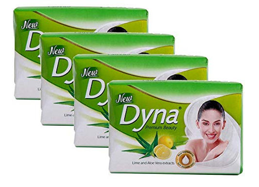 Dyna Soap, Lime And Aloe 62X4