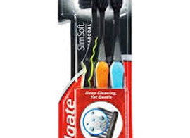 Toothbrush pack of 3 combo