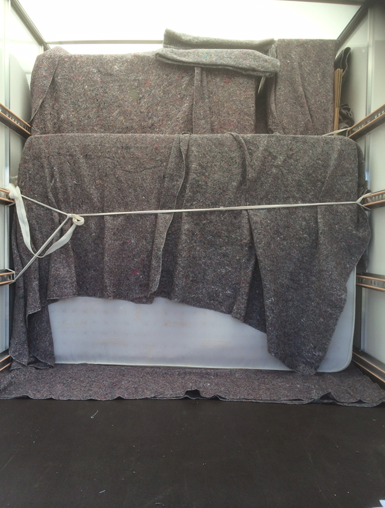 Van Packed - Mattresses