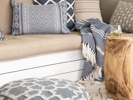 Mit wetterfesten Teppichen zum gemütlichen Aussen-Wohnzimmer (Leitfaden zur Terrassenausstattung)