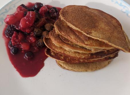 Gut Friendly Pancakes
