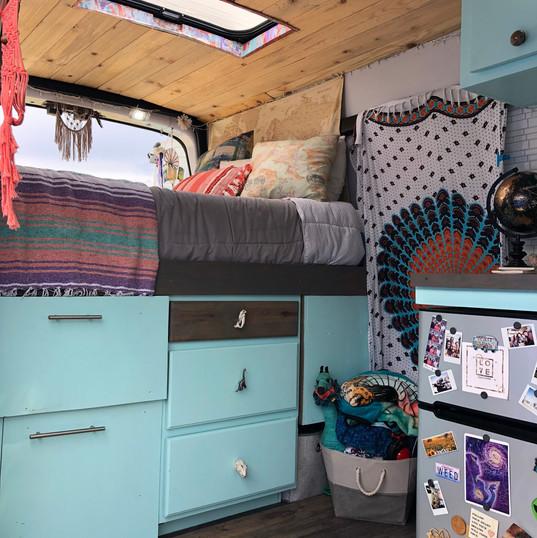 Art Van Grow's Tiny Home Crystal 2.0
