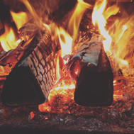 keeping the home fires burning