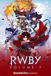 RWBY Volume 7 poster