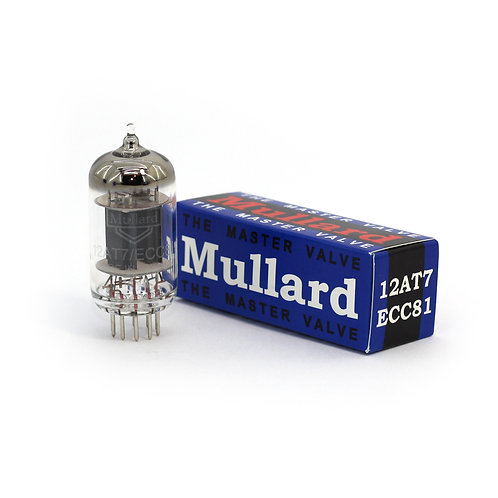 Mullard 12AT7 tube