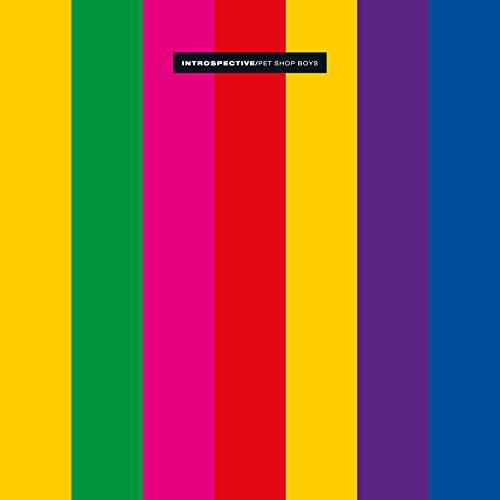 Pet Shop Boys album cover
