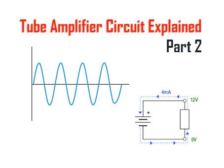 Tube Amplifiers Explained, Part 2: Core Concepts, Sound, Voltage & Ohm's Law