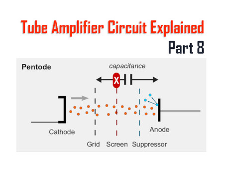 Tube Amplifiers Explained, Part 8: Output Stage and Pentode Tubes