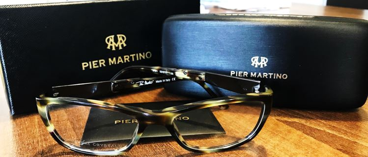 branded frames-spectacles-pier martino-e