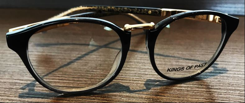 branded frames-spectacles-kings of past-