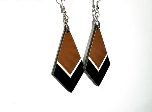 Customize Sublimation Earrings for Fun & Profit