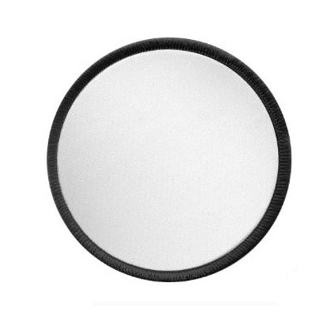 Round Hat Patch Sublimation Blank