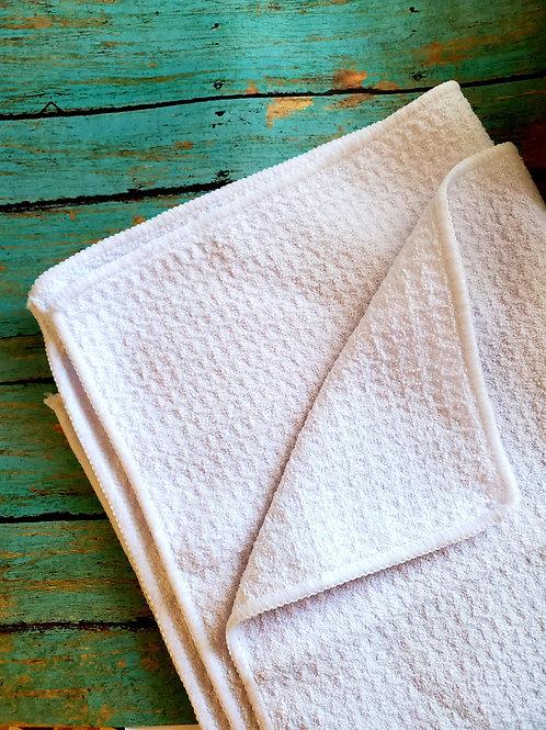 Waffle Weave Kitchen Dish Towel Sublimation Blank (Set of 2)