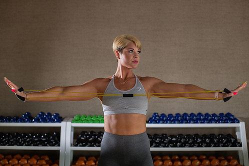 Customized workout program & MACRO plan (8 Week)