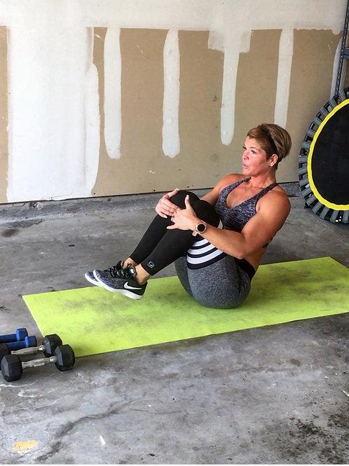 4Week No Gym No Problem Full BodyHIIT Plan