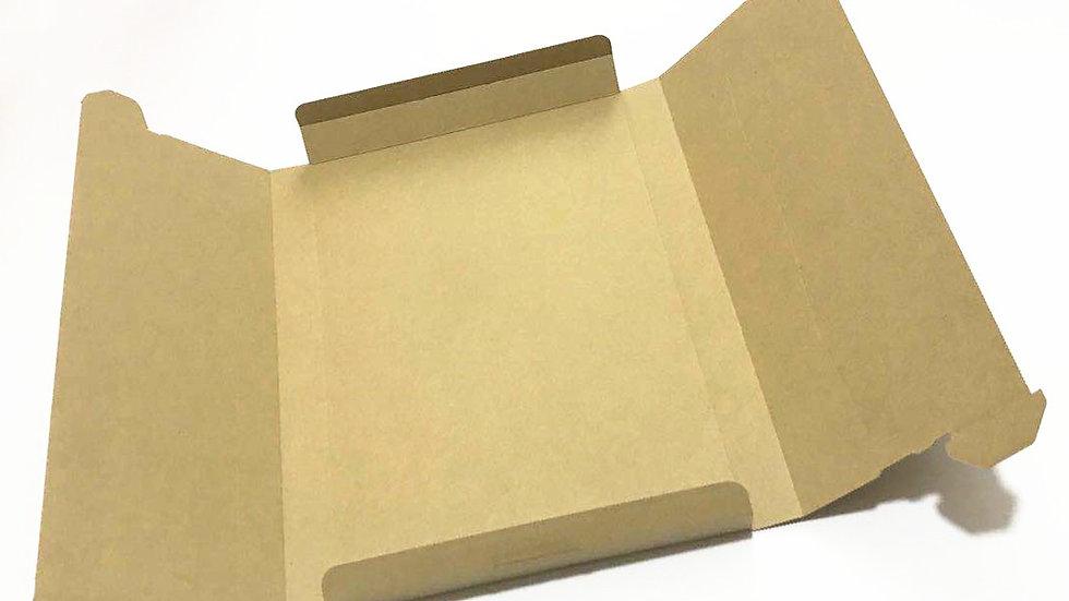 クリックポスト 25点セット ゆうパケット対応ダンボール A4箱組み立てダンボール クリックポスト対応最大サイズ