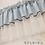 Thumbnail: カフェカーテン 巾:200cm 丈:40cm 45cm 50cm 55cm 60cm 65cm 70cm 【オーダー可】【洗濯可】キッチン 喫茶店 洗面所