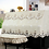 Thumbnail: ピアノカバー 防塵カバー 花 刺繍 可愛い 高級 ピアノ カバー 上品 厚手 ヨーロッパ風 人気 直立型 ピアノカバー おしゃれ ★二人掛けイスカバー:78c