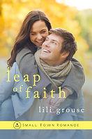 Leap of Faith by Lili Grouse