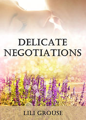 Delicate Negotiations by Lili Grouse