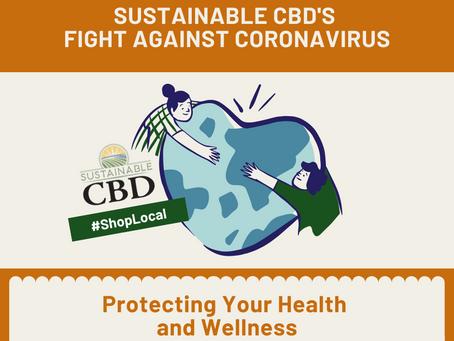 Sustainable CBD Combating Coronavirus