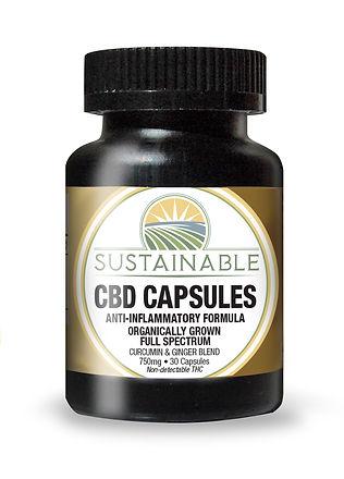 Full Spectrum CBD Capsules