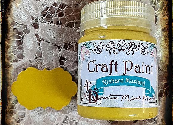 Richard Mustard/Craft Paint