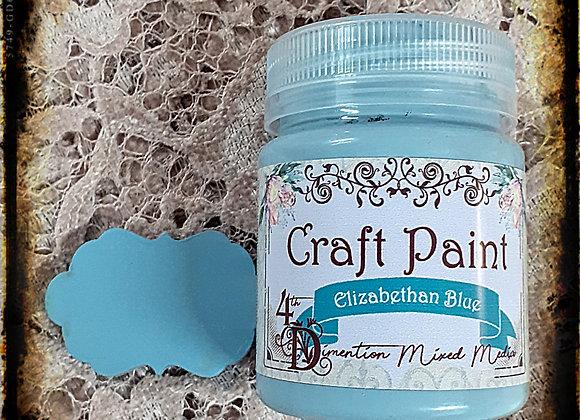 Elizabethan Blue/Craft Paint