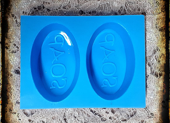 Oval 2Soap
