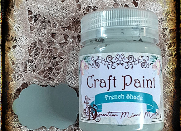 French Shade/Craft Paint