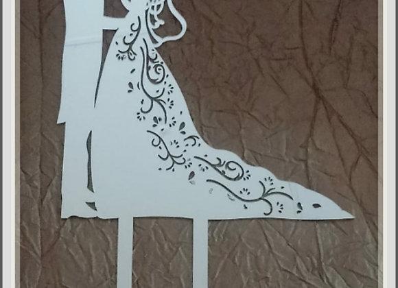 1 Bride & Groom Wedding