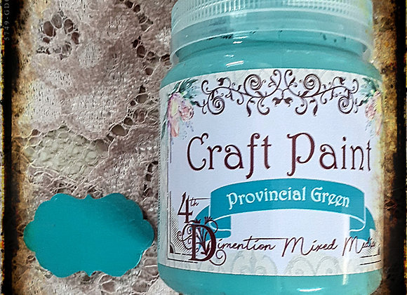 Provincial Green/Craft Paint