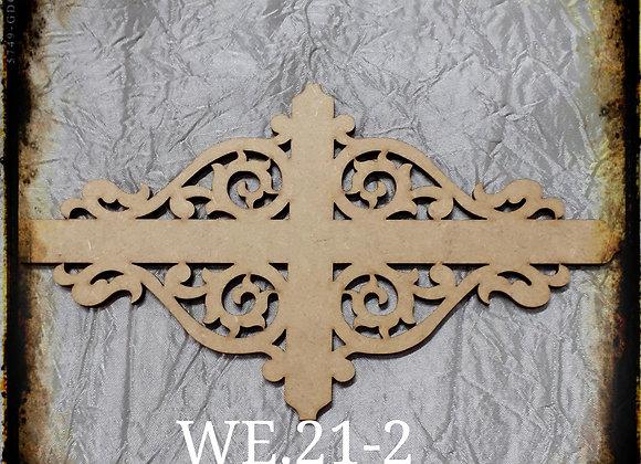 WE.21-2 CENTER PIECE
