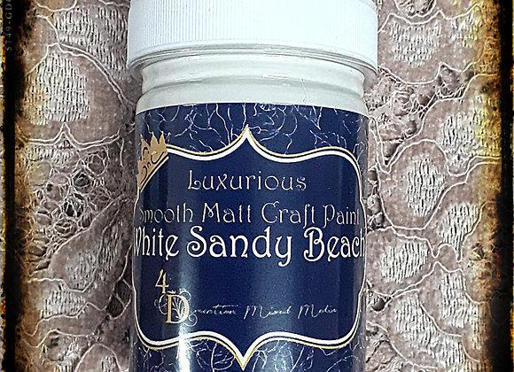 Luxurious Paint/White Sandy Beach
