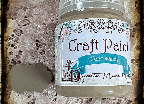 Coco Sands/Craft Paint