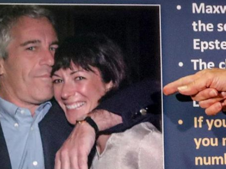 Breaking News: Ghislaine Maxwell charged with sex trafficking in new federal indictment