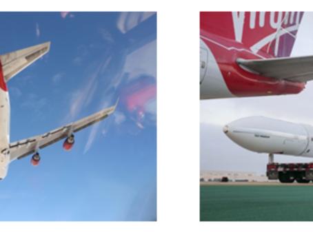 2019/6/6 米国Virgin Orbit社とパートナーシップ締結