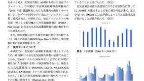 2020/5 日本気象学会 投稿発表