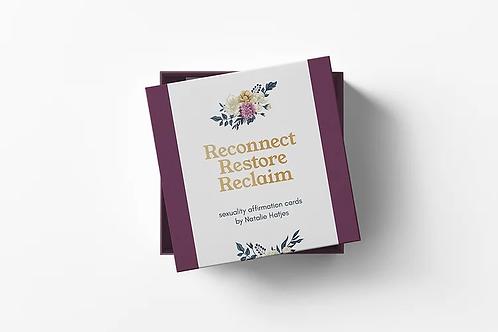 Reconnect Restore Reclaim