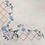 Thumbnail: Criss-Cross Flowers Embroidered Blocks-8 Pieces