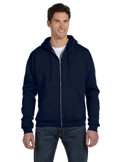 Champion Adult 9 oz. Double Dry Eco® Full-Zip Hood