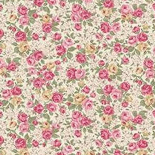 Floral Pattern by Quilt Gate, Style: RU2300Y 14A