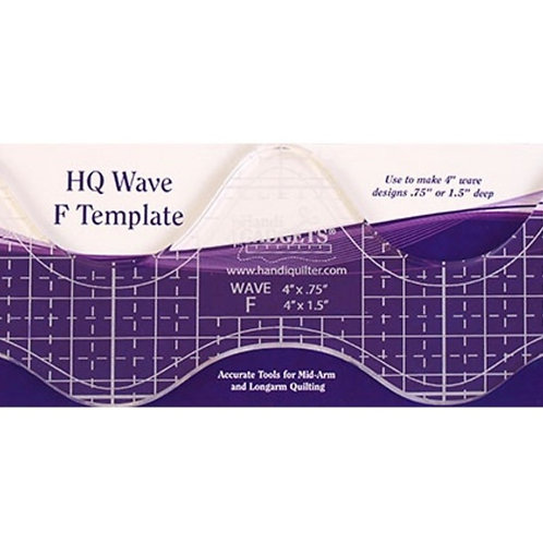 HQ Wave F Template 4″