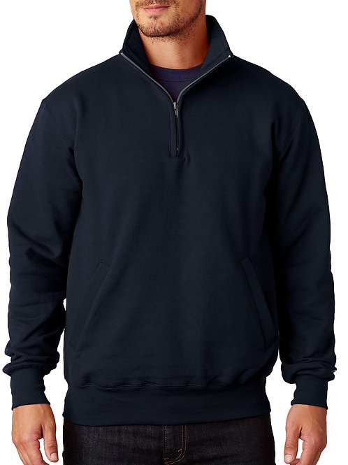 Champion Adult 9 oz. Double Dry Eco® Quarter-Zip Pullover
